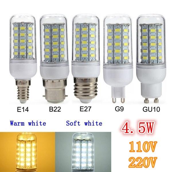 cornlightbulb, Night Light, Home Decor, lights