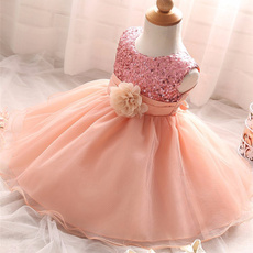 pink, roupainfantil, Baby Girl, Flowers