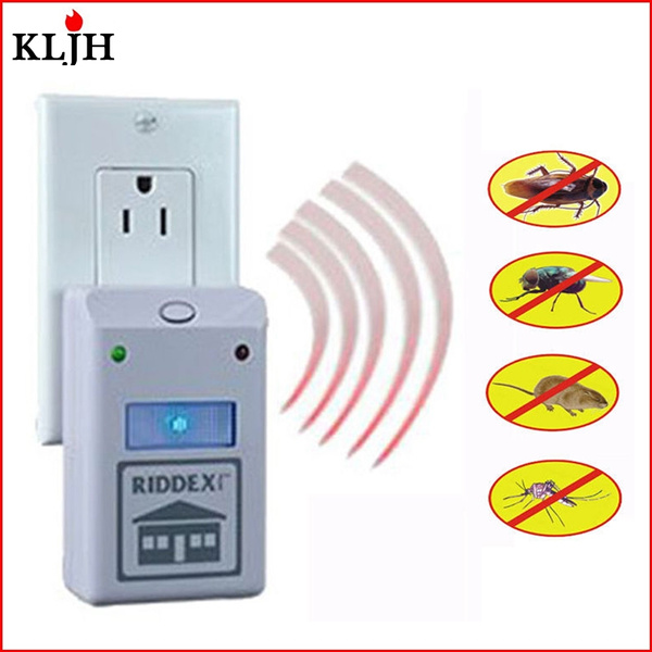 Rat Mice Mosquito Reject Bug Machine Electronic Repeller Pest Ultrasonic