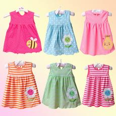 Summer, babygirlsdres, babysleevelessdres, Princess