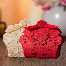 Box, candybox, Lace, gold