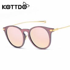 Summer Retro Oval Sunglasses Women Multicolor Vintage Sun Glasses Eyewear Women Shade Oculos de sol feminino Sunglass UV400