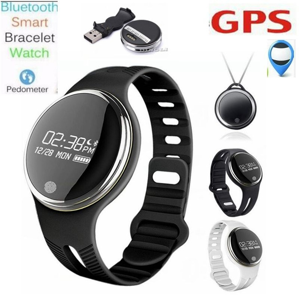 Picture of Sport Gps Bluetooth Monitor Health Pedometer Bracelet Smart Watch