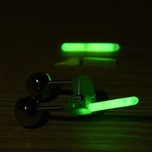 100 Pcs Fishing Fluorescent Light Stick Light Night Glow Stick