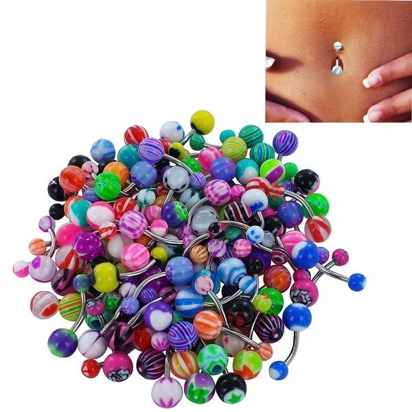 navel rings, Bar, Jewelry, bellyring