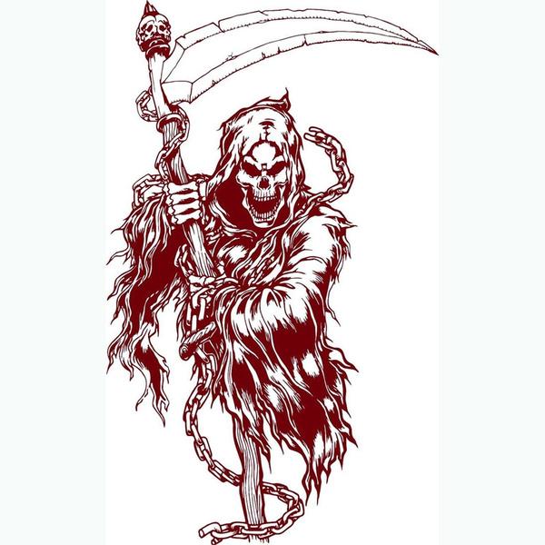 Viking VINYL decal//adesivo