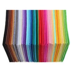Polyester, Fabric, polyesterwoolblend, feltsheet