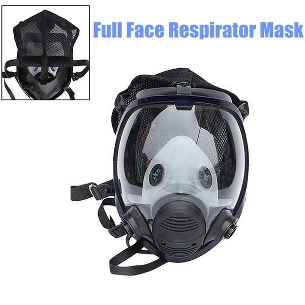 respirator mask full