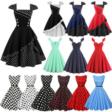 Swing dress, Fashion, pleated dress, partyeveningdres