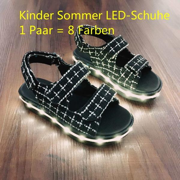 Sportschuhe LED Sneakers Luminous Turnschuhe Schuhe Für Mädchen Jungen Kinder Frühling Sommer