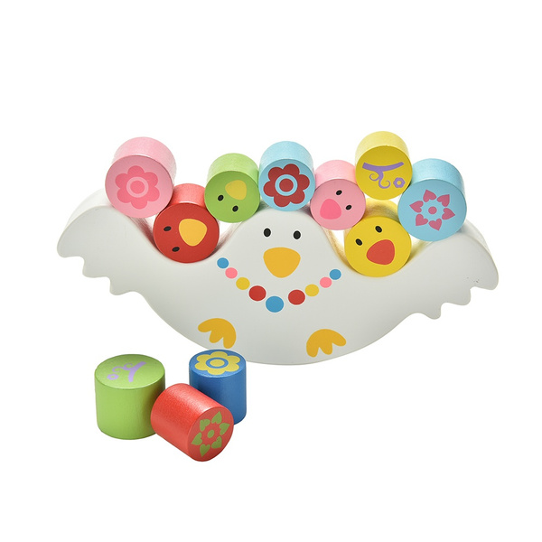 montessori, Toy, childrenwoodentoy, birdtoy