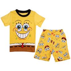 Summer, nightwear, Fashion, Sponge Bob