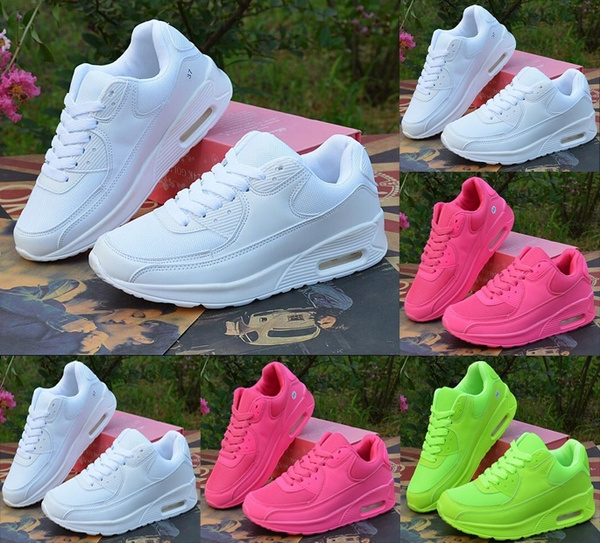 Picture of Women's Increased Within Sneaker Trainers Platform Air Cushion Jogging Sports Shoes