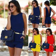 Summer, shorttrouser, trousers, clubwear
