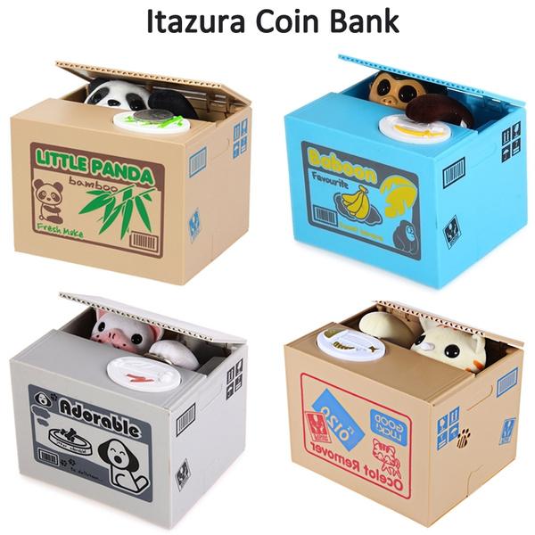 piggybank, Christmas, Gifts, coinbox