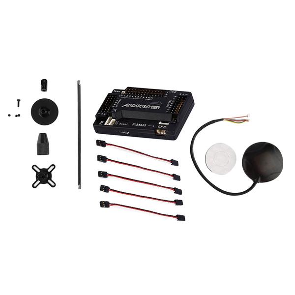 APM2 8 ArduPilot Mega APM Flight Controller Board w Ublox NEO-6M GPS Module