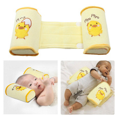 Baby Safe Sleep Head Positioner Anti Roll Support Pillow