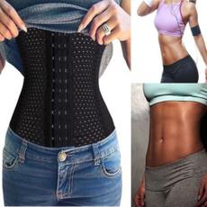 Slim Body Shaper Tummy Trimmer Waist Stomach Trainer Control Girdle Belt WIS-Long