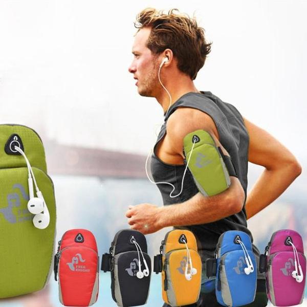 021d2782c0cb Sports Running Bag For Phone Jogging Gym Armband Arm Band Holder Bag For  Mobile Phones badydog Camping & Hiking Bag