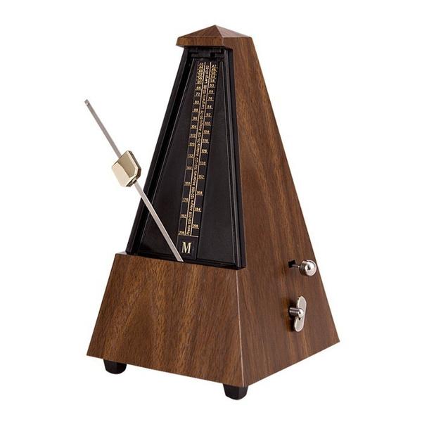 Wish | Brown Wood Color Retro Piano Guitar Violin Metronome Music ...