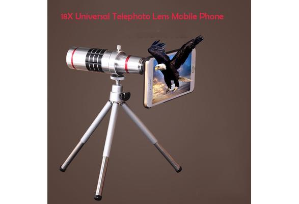 Wish universal telephoto lens mobile phone optical zoom