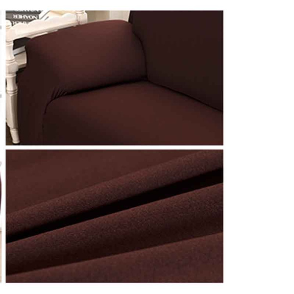 Wish | Sofa Cover Soild Couch Cover Fabric Stretch Seat Covers ...