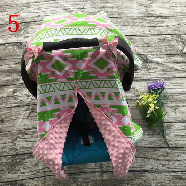Wish 1pcs 2016 New Baby Car Seat Canopy Cover Infant Car Seat
