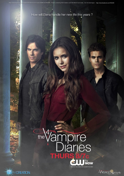 The Vampire Diaries Season 4 Poster 33