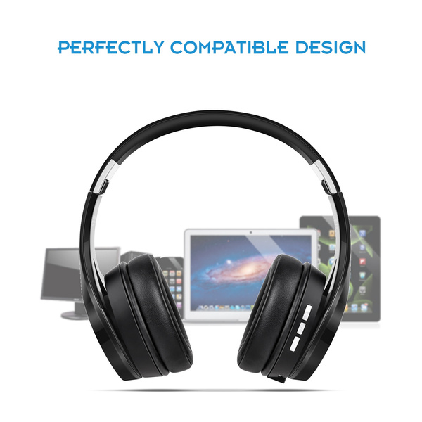 52f68dcf976 Wish | Nubwo S1 Stereo Bluetooth Headset with Microphone for iPhone, iPod,  iPad, Smartphone, Tablet, PC