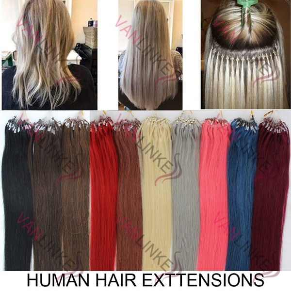 Micro Bead Hair Extensions Wish