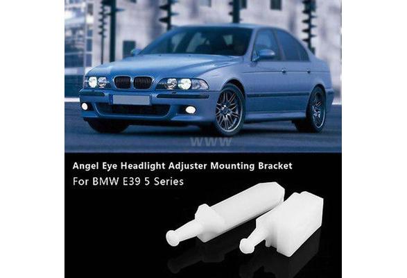 BMW E39 5 Series Headlight Adjuster Mounting Bracket 96-00
