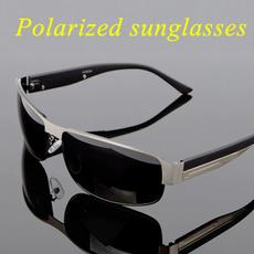 New Driving Glasses Polarized Outdoor Sports Men's Sunglasses Eyewear