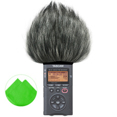 Cloth, Microphone, Outdoor, microphonewindscreenwindmufffortascamdr40