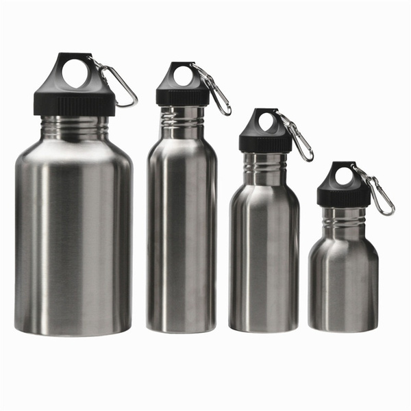 Stainless Steel Travel Water Bottle Outdoor Sports Water Bottle Cycling Climbing
