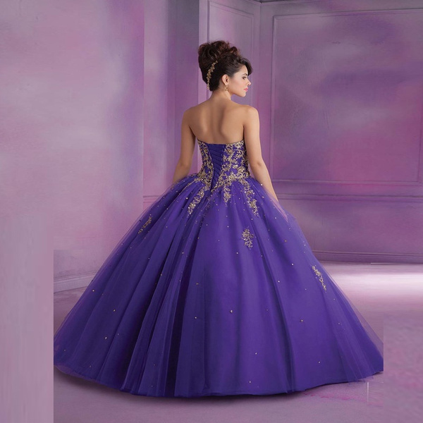Wish   2016 Debutante Red/Purple Ball Gowns Sweet 16 Dresses ...
