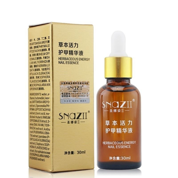 Picture of Natural Toe Finger Nail Care Polish Oil Gel Anti Fungal Bacterial Treatment