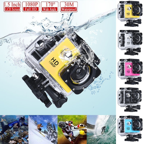 Picture of Mini Sj5000 1080p Full Hd Dv Sports Recorder Car Waterproof Action Camera Camcorder Brand New