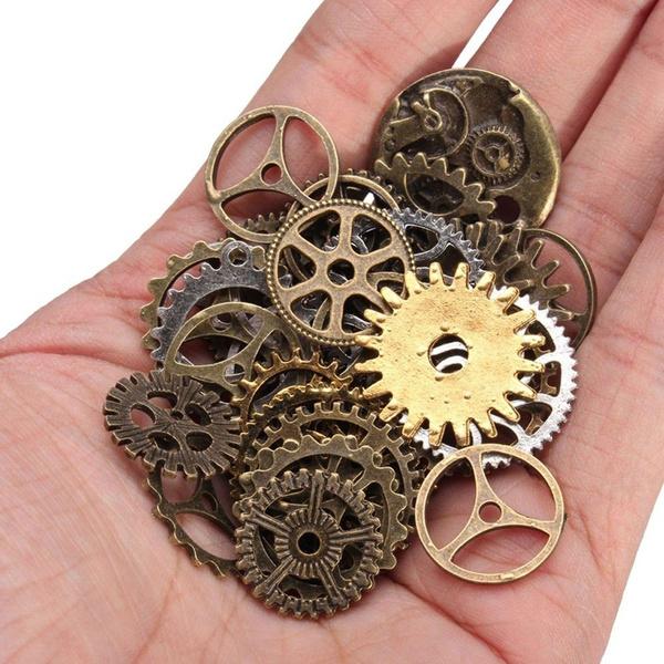 art, Cyber Punk, Jewelry Making, watchpartsjewelrymaking