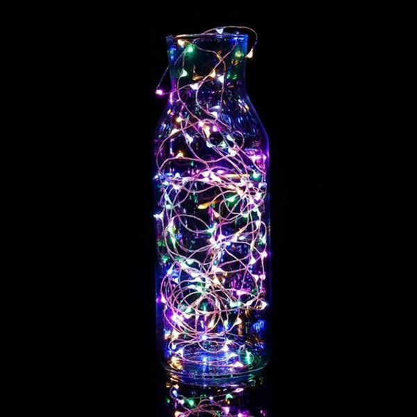 Picture of 30/40 Led 3m/4m Battery Operated String Fairy Light Xmas Party Decoration Batteries Are Not Included