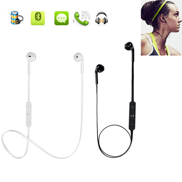 Picture of Universal Wireless Bluetooth Stereo Earbuds Sport Earphone Handfree For All Phone