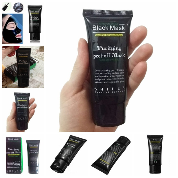 New Black Deep Cleansing Purifying Blackhead Pore Removal Peel Off Source · Purifying Peel Off Masks
