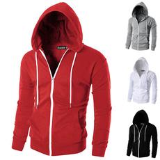 Fashion, Outdoorsman, hoodedjacket, zipperjacket