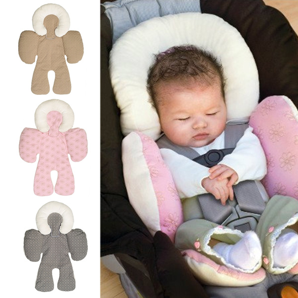 Baby Strollers Protection Mat Baby Car Seat Cushion Infant Stereotypes Pillow Cushion