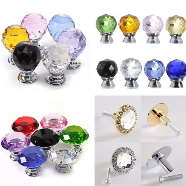 knobs, drawerknob, crystalknob, Handles