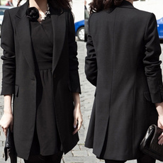 Overcoat, womens coats, Sleeve, Long Sleeve
