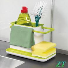 High quality Plastic Racks Organizer Caddy Storage Kitchen Sink Utensils Holders Drainer  New