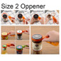 Picture of Creative Funny Slingshot Darts Launch Bottle Opener Corkscrews Bar Party Gift