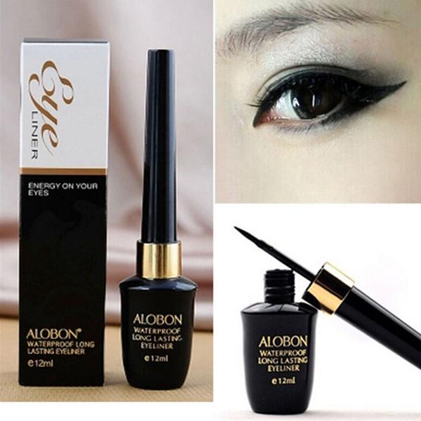 Picture of Waterproof Black Eyeliner Liquid Eye Liner Pen Pencil Makeup Beauty Cosmetic New My Urban Beauty