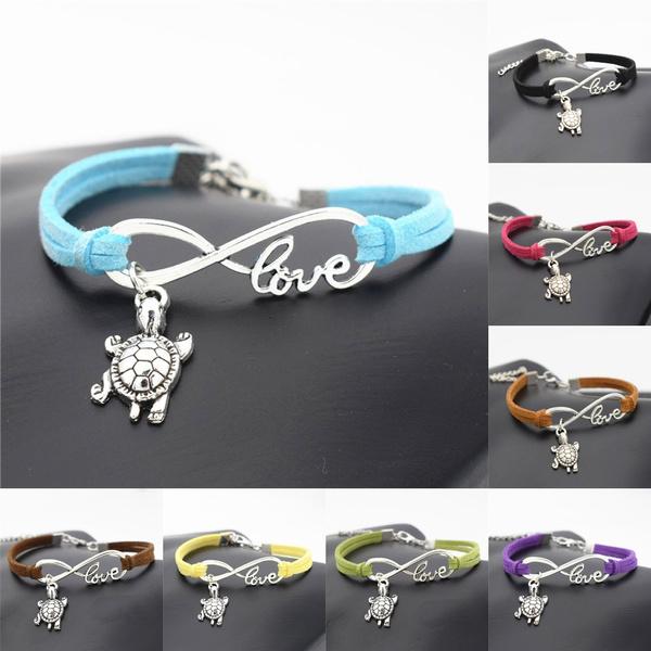 Charm Bracelet, Turtle, Summer, lovely