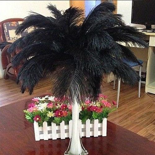 Beautiful, party, Fashion, ostrichfeather